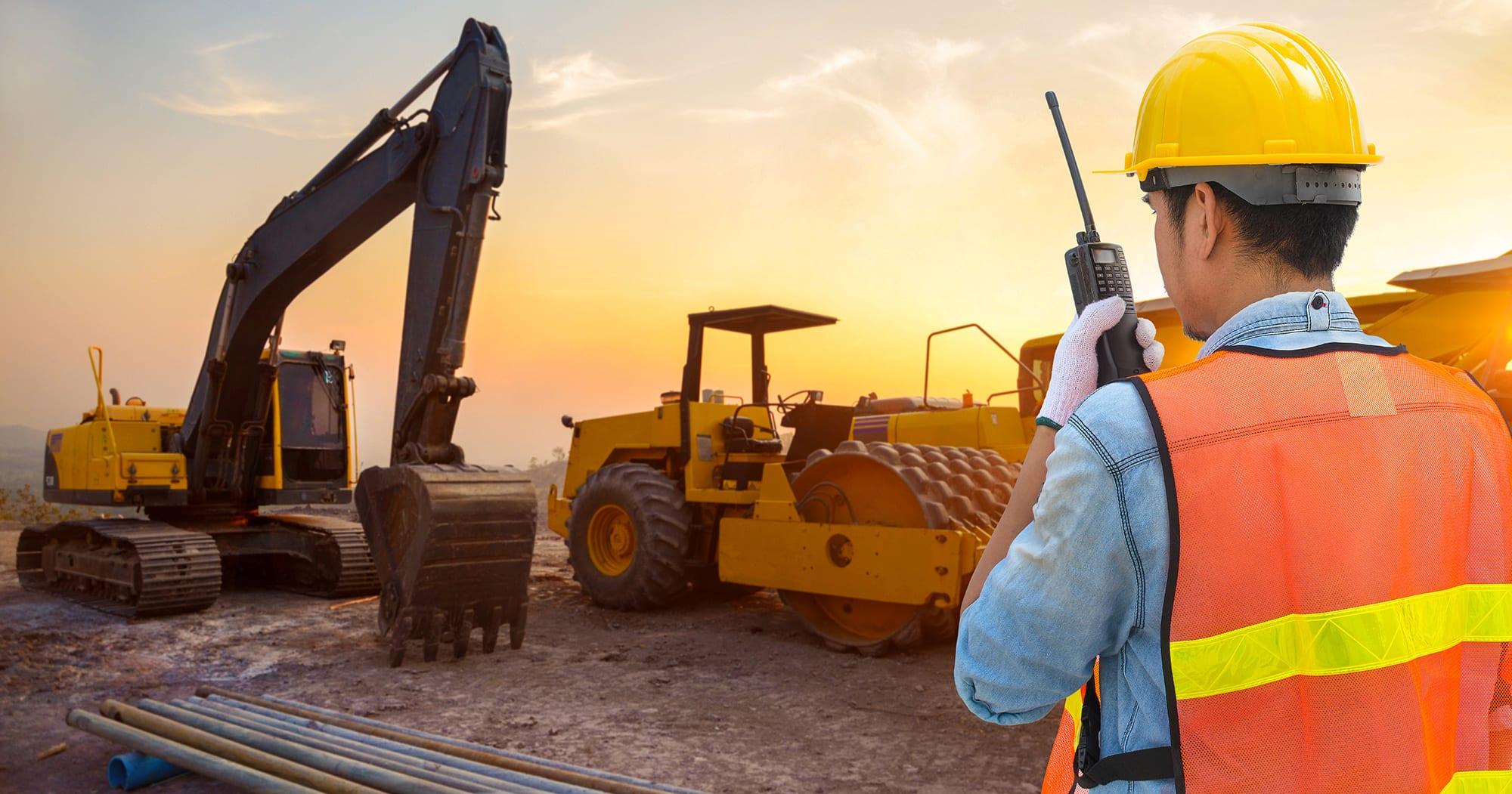 heavy equipment jobs